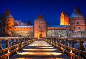 оформить визу в Литву