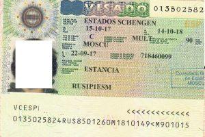 Помощь при подаче визы в испанию