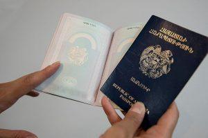 Шенгенская виза для граждан Армении