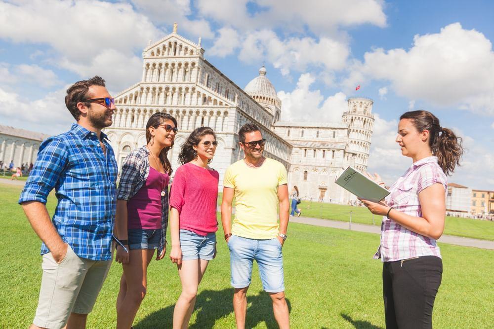 культурная виза в италию
